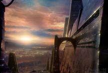 next world / Future Environments