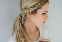 Super Easy Braids For Every Hair Length / by Candy Magazine