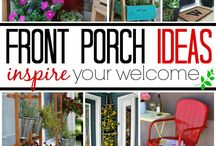 design: porches