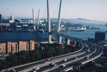 Vladivostok / Тут можно увить архитектуру нашего любимого города, те места о который вы даже не знали