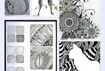 [ Zentangle Patterns ]