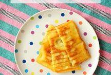 pao de queijo na sanduicheira