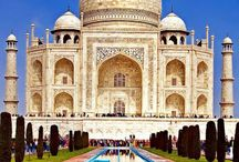 Taj Mahal one of the 7 wonders of the world