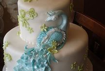 cakes/wedding/parties