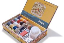 Organization / sewing and craft room organization