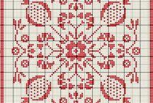 Cross stitch Baltimore