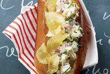 Graduation Party Recipes / These festive recipes include a six-layer coconut cake and luxe lobster rolls. / by Food & Wine