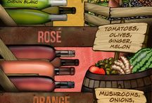Wein & Vegetables