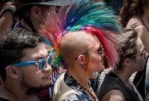 Tel Aviv Pride Parade 2016