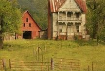 Old,beautiful and abandon / by alberta Johns