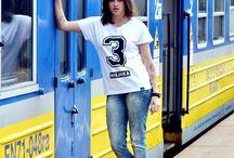trójmiejska moda - bluzki damskie / t-shirty związane z Trójmiastem i klimatem nadmorskim