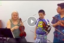 Violins Go Viral for Children's Charity