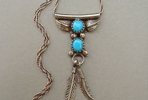 Vintage Necklaces and Pendants! / Lovely and interesting art in the form of jewelry...