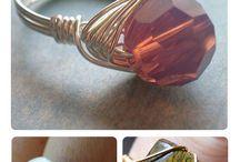 Smycken / Fina smycken och smycken man kan göra själv. DIY