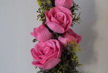 arranjos de rosas artificial