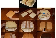 tutorial torta libro