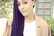 For the Love of Braids ♥ / I love the versatility of braids....when done right, one can't go wrong.
