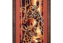 Animals Bead Embroidery Kits