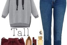 Women fashion and style / Dresses Tops Outerwear & Sweaters Bottoms Plus Size Swimwear Athleisure