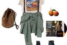 OUTFITS / Milujem oblečenie, trendové záležitosti, kombinovať, tak tu mám to najlepšie.