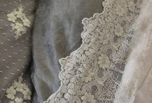 Lace, lace and more lace! / by Rita Schneider
