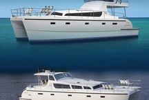 Cruiser Cats / Catamarans