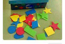 Okul öncesi aktiviteler