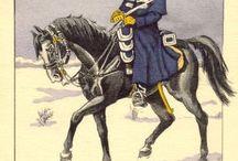 Gendarmerie impériale de Napoléon