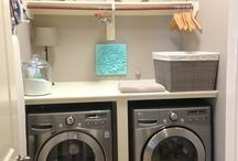 Laundry room / by Kimberly Livingston