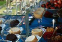 Wedding Food Bar Ideas - Rox & Ru / Ideas for layout, presentation and general awesomeness