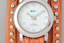watches/jewelry / by Megan Elizabeth