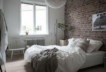 Dormitorio  / Inspiración y ideas para decorar el dormitorio