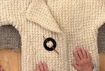 Tunisian crochet rocks