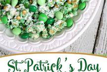 St. Patty's Day Fun aka Daddy's bday!