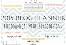 Blog Calendars