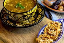 moroccan dishes - cuisine marocaine
