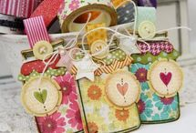 Scrapbooking/Cards/Tags / by Sandy Parrott
