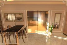 Kitchen Interior Design - Valentina Badeanu