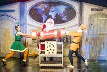 Santa Claus theatre