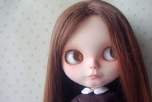 "My custom Blythe Doll "" Emma"" / by Naoko Yoshioka"