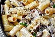 pasta...what else!