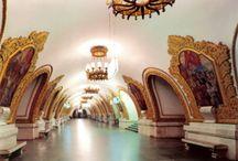 Metrouri în lume