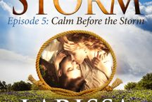 Rising Storm / Get caught in the Storm It's like reading the best soap opera you've ever seen. It all starts September 24th with the first episode  TEMPEST RISING. And continues with another episode releasing every week after.   8 bestselling authors. 8 amazing episodes. 8 Storms to drench you in reading pleasure.
