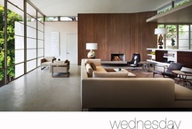 """Living Room / """"Simplicity is the ultimate sophistication."""" / by Birgit W."""