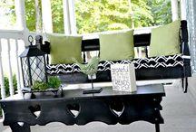 Front Porch Sittin' / by Jessica Cherry