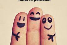 persone felici