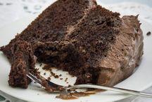 Bar One Chocolate Cake