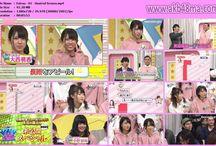 Theater, 2017, 720P, AKB48, AKB48 チーム8のブンブン! エイト大放送, BDRip