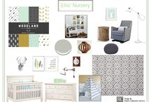 Design Inspiration Mood Boards / Inspiration Images for Design Projects by Robbin Caskenette Interiors