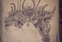 Sketches / Old sketches that we find, draw or any sketches which we find and like